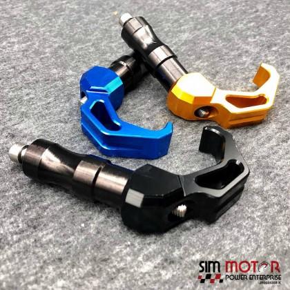 YAMAHA NVX155 NVX AEROX155 NMAX155 CNC Motorcycle Luggage Helmet Hook