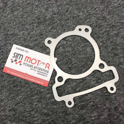 (1) LC135 BLOCK GASKET ALLOY 3MM(74.3MM)
